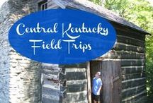 Local Field Trip Attractions for the Lexington/Nicholasville Kentucky area
