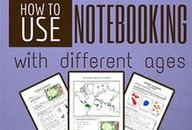 Notebooking / Information on using notebooking in a homeschool or classroom. Actual notebooking pages will be found in my other subject-specific boards.