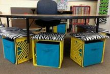 Classroom Theme: Jungle / Ideas for your jungle-themed classroom