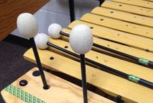 Orff-Inspired classroom / Activities, strategies, instrumental arrangements, and more for the Orff-inspired classroom!