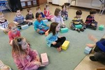 Early Childhood Music / Songs, activities, books, and more for the early childhood/ Pre-K and K music classroom!