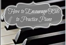 For Piano Teachers and Students / Ideas, Pieces, Strategies, and more for piano teachers and students / by Aileen Miracle