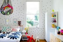 Girls room inspiration