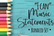 Aileen Miracle's Music Education Products / Pins of my products for music and classroom teachers