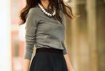 Dress Code / Outfit Inspiration for teachers, business women, college gals, and all lovely ladies!