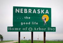 Nebraska / Some of the places that make my home state great.