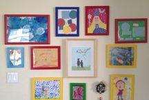 Display Your Kids' Artwork / by MyMomShops