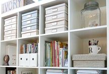 Open Shelving / by Becca Ross