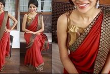 Indian saree / by Jyo sara