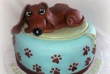 Cakes & Goodies! / by Ellen Elizabeth