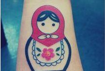 Ink / by Ellen Elizabeth