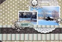 Scrapbook Ideas / by Sonya Theodos