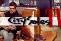 City Soles TV Episodes / Hundreds of videos about unique shoes, how-to's, brand overviews, product reviews, local Chicago business interviews, and more!  / by City Soles