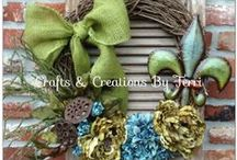 Shut the Front Door... Wreaths For All Occasions  / by Tracie Spring