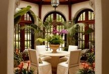 Porches & Gardens / Inspiration for outdoor decorating