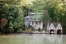 LAKE HOUSE / by ARLENE STONE |