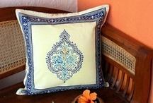 Cool Cushions / by Mais Al-Najafy