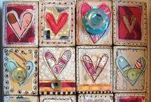 ♥ Hearts ♥ / by Kimberly Neale