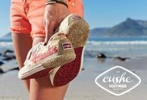 Cushe / Cushe footwear definitely lives up to their name offering cool, comfortable, and lazy shoes for day-to-day life! Based in Rockford Michigan, they have found a cozy home on the walls of City Soles which boasts the biggest collection of styles from Cushe in all of North America! / by City Soles