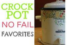 Crock Pot Recipes / by Nancy Smith