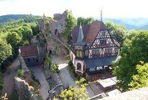 Château du Haut Barr - Saverne