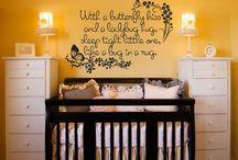 baby room.  / by Meghan Pierce