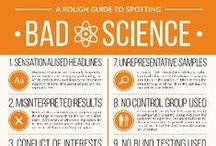 Bad Science / Pins that are inaccurate! / by Paras Wedressmaker