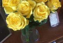 Fab Flowers / Various flower arrangements