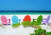 Beaches of the world / Lovely, sandy beaches