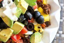 Simply Salads / Greens! Greens! Greens!