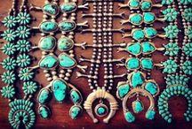Turquoise Jewelry / Turquoise Jewelry