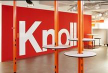 Knoll at NeoCon 2015 / by Knoll Design