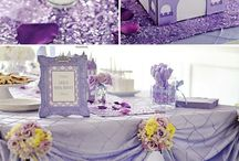 Purple Sophia the first beading birthday party / Ideas for activities, decor and games to play at a Beading Buds Sophia the first birthday party. / by Beading Buds - A Mobile Jewelry Making Party