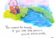 Buddha Doodles / Inspiration and Clever Drawings