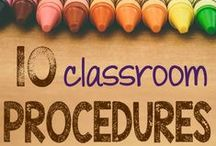 Classroom Management / Classroom management tips and tools for middle school teachers.