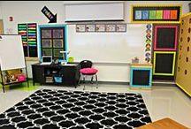 Classroom Organization & Decoration / Organization & decoration tips and tools for teachers.