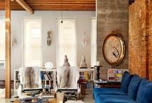 interior design, architecture / by Placer Diario