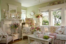 Beautiful Homes ~ Lovely Spaces / Even if you can't afford some of these places, there are ideas there! / by Shala Masters