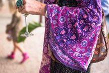 Boho tops + blouses / #boho #bohemian #unconventionalstyle #gypsy #hippie