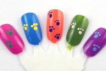 Go Dotty - designs for dotting tools / Here we have lots of nail art designs created using a dotting tool...soo easy to create but very effective!