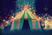 ☆ Circus Theme Inspiration ☆ / It's all about Circus ! 