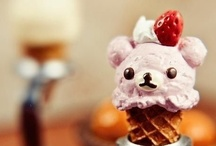 We all Scream For Ice Cream! / Don't you scream for ice cream...? / by Hare Maristeit