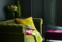 Color Inspiration for the home