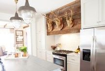 | Kitchen & Dinning | / by Taylor