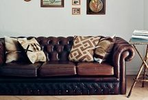 | Living Room | / by Taylor