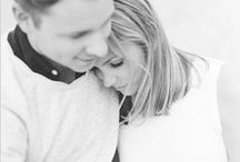 engagement photos / Photos by Kat Willson Photography