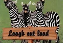 Laugh Out Loud :) / by Cathy Kruizenga