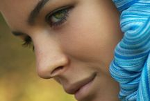 Beautiful Faces / by Cathy Kruizenga