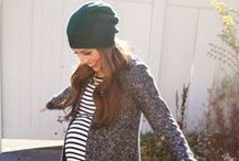 Pregnant / Fabulous & Stylish Pregnancy Inspiration