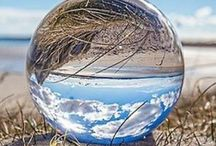 Globes, bubbles, reflections / by Cathy Kruizenga